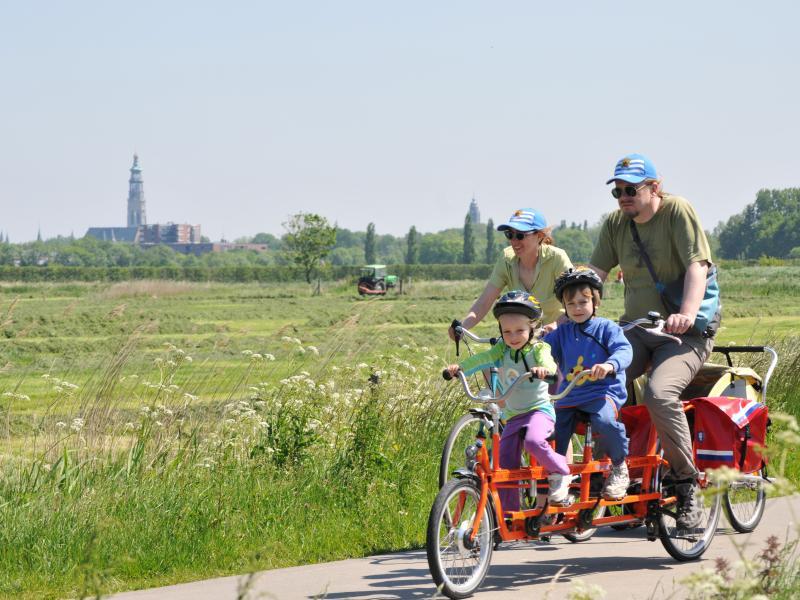 Wandelen-Fietsen-Bezoek-Arnemuiden